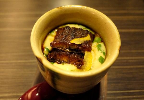 鰻茶碗蒸し