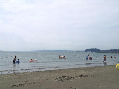 森戸海岸海水浴場