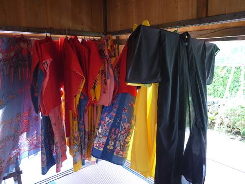 琉球衣装体験