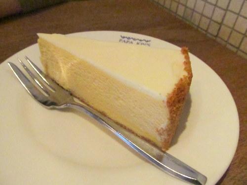 サワーチーズケーキ