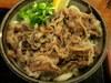 さぬきうどん(麺処 綿谷)