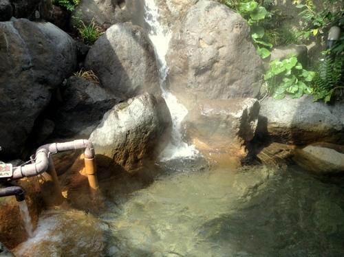 ひょうたん温泉 露天風呂