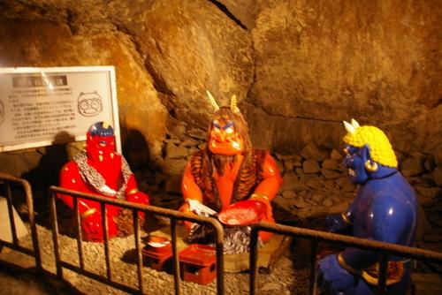 鬼ヶ島大洞窟
