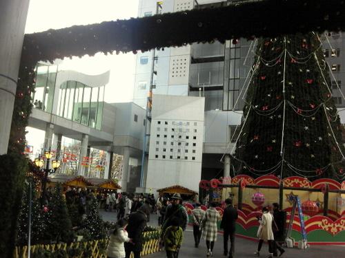 ドイツクリスマスマーケット大阪2011